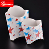 Custom Logo Printed Paper Chip Cup, Chip Scoop