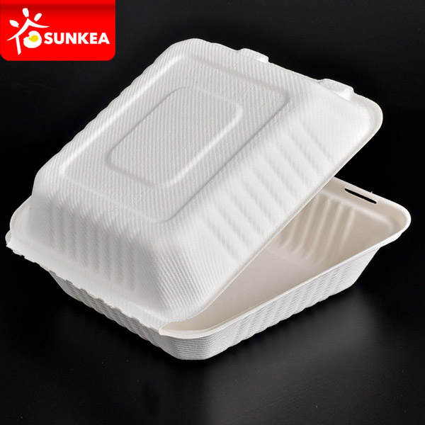 Leakproof Eco-Friendly Bento Lunch Box