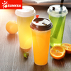 Injection mould thick wall disposable PP plastic cup with PP lid