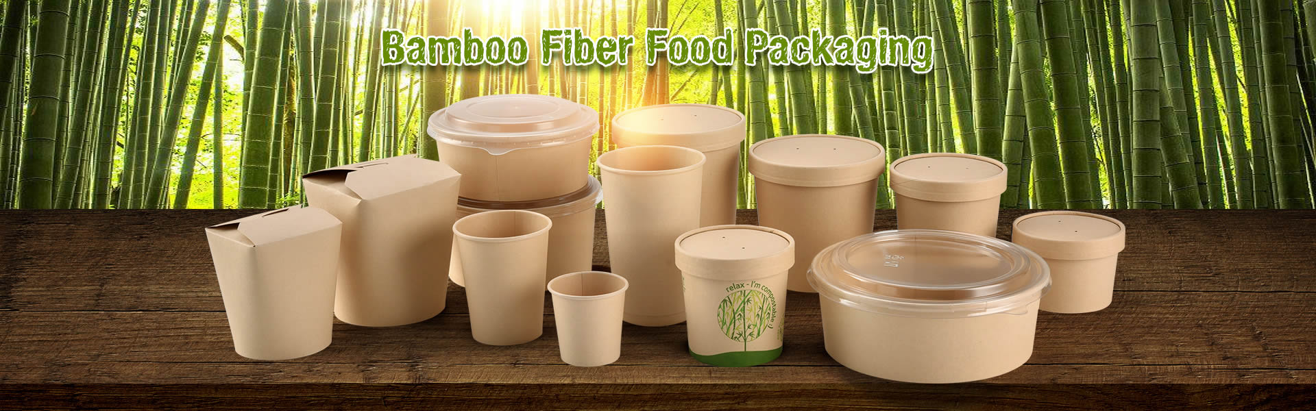 professional food packaging manufacturer food safe biodegradable